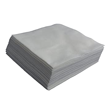 Gamuza de limpieza para artículos de cuero (Pack de 20 ...