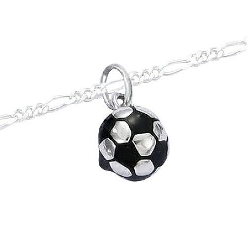 So Chic Joyas - Colgante Balón Fútbol Plata 925 (Vendido sin ...
