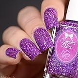 Jolly - glitter holographic nail polish by Cupcake Polish