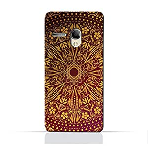 AMC Design Pop3 5.5TPU Silicone Protective Case with Floral Pattern 1201