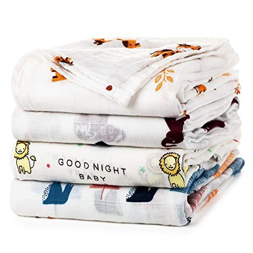 upsimples Baby Swaddle Blanket