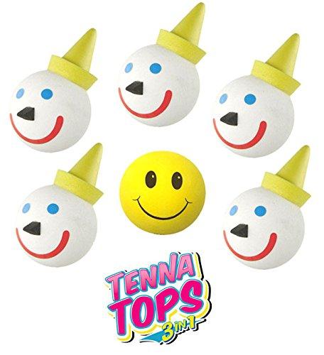 jack-in-the-box-5-pcs-original-antenna-ball-antenna-topper-free-yellow-smiley-antenna-topper