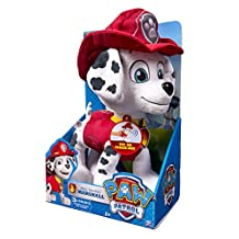 Paw Patrol, Real Talking Marshall Plush