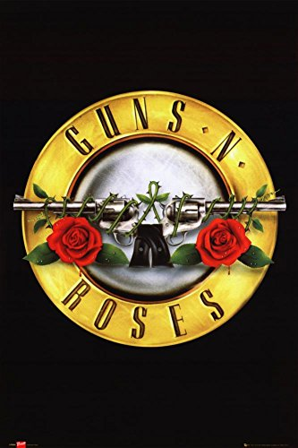 Laminated Guns N Roses Poster 24 x 36in