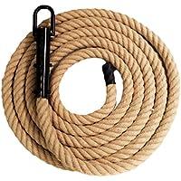 Spaciobox Cuerda de cáñamo para trepar 5m x