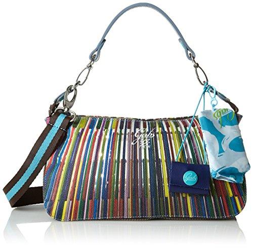 67a4abed0207bb Gabs & Gabs Studio Women's Elena Tg S - Pochette Trasf. Studio Print +Vela  Bag