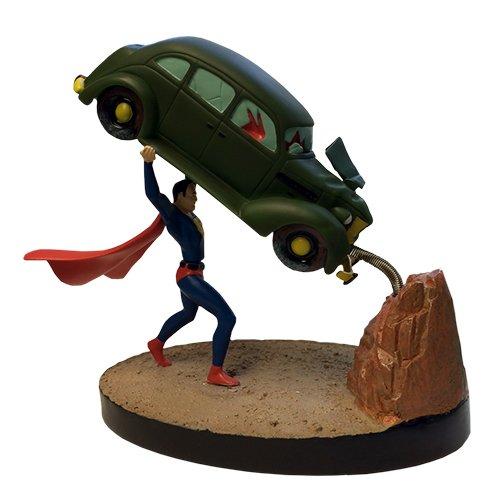 Factory Entertainment DC Comics Superman Action Comic #1, Premium Motion Statue