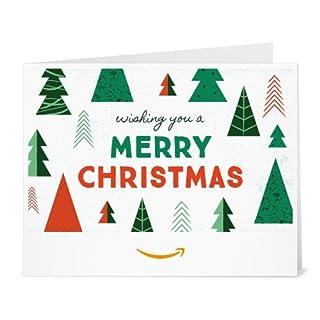 Amazon Gift Card - Print - Christmas Trees (B01LXNQBXD) | Amazon Products