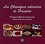 Les chroniques culinaires de Françoise