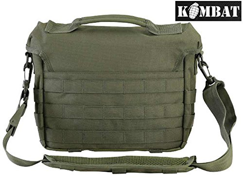 Satchel Army Messenger Zooom Work Zap Shoulder Military Molle Shoulder Mens Green Bag Bag Travel Zip qv8n4XWxwW