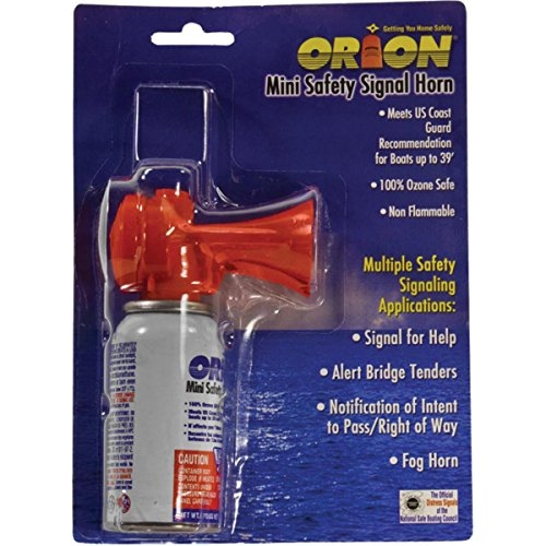 Orion Mini Safety Air Horn - ()