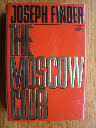 Book cover for The Moscow Club