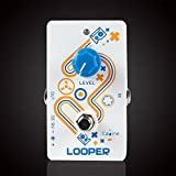 CALINE Looper CP-33 Guitar Effects Pedal for Electric/Acoustic/Bass Guitarra Effect Guitar Accessories