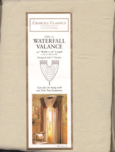 Croscill Classics - Paris Waterfall Valance ()