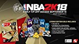 NBA 2K18 Legend Edition Gold - Pre-load - Xbox One [Digital Code]