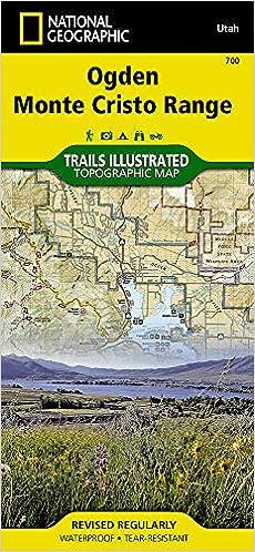 Ogden, Monte Cristo Range (National Geographic Trails ...