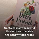 Dear Friend: Letters of Encouragement, Humor, and