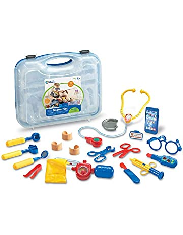 Learning Resources Pretend & Play® Doctor Set - Recurso Educativo