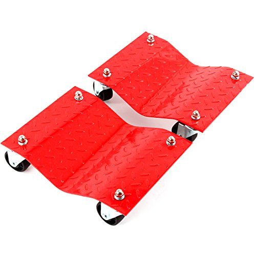 5060 4 12 Tire Skates Wheel Car Dolly Ball Bearings Skate Makes Moving A Car Easy