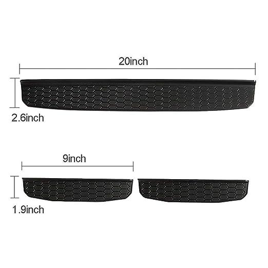 Protezione per la soglie della portiera anteriore e posteriore dell/'auto