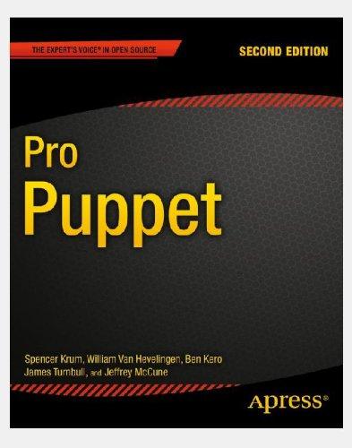 Pro Puppet Pdf