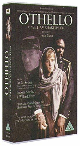 Othello [VHS]