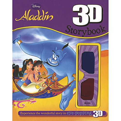 Disney's Aladdin (Disney 3d Storybooks) Disney 3d Storybooks