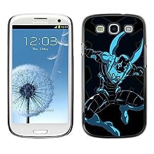 Best-Diy iMagic case cover / Hard Snap on case cover for Samsung Galaxy S3 I9300 - Superhero Comics oG8l4nmNdmf Character Figure Art