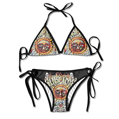 VYily Sexy Womens Sublime 40 Oz To Freed - Tattoo Bikini Shopping Results