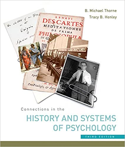 Amazon connections in the history and systems of psychology connections in the history and systems of psychology 3rd edition fandeluxe Choice Image