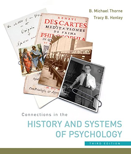 Connections in the History and Systems of Psychology