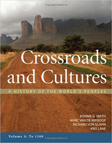 Amazon crossroads and cultures volume a to 1300 a history of crossroads and cultures volume a to 1300 a history of the worlds peoples first edition edition fandeluxe Image collections
