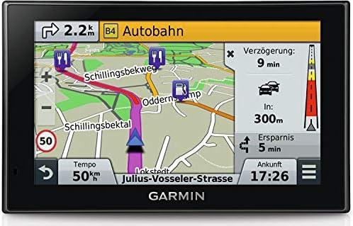 Garmin Nuvi 2559 LMT 5-Inch GPS Navigator with Lifetime ... on