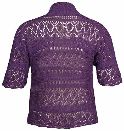 Cardigan Hanger Purple Hanger bol Cardigan Femmes Femmes Femmes bol bol Hanger Purple Cardigan Hanger Purple Purple I1qBcx4w