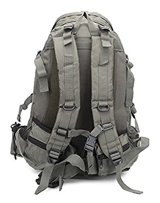 Jothin D25 40L Outdoor Waterproof Hiking Backpack for Men Hike Camping Backpacking