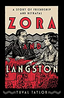 Book Cover: Zora and Langston: A Story of Friendship and Betrayal