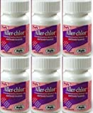 RUG Chlorpheniramine Maleate 4 Mg, 100 Tablets (6 Pack)
