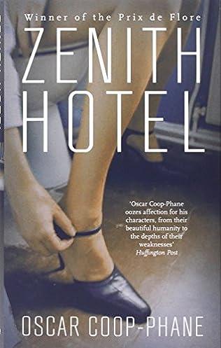 book cover of Zenith Hotel / Tomorrow, Berlin