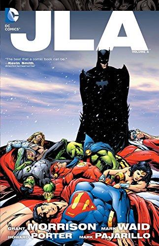 Book : JLA Vol. 4 (Jla (Justice League of America)) - Gra...