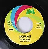 Elton John 45 RPM Rocket Man / Suzie (Dramas)