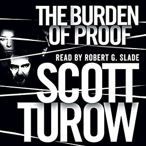 The Burden of Proof Audiobook