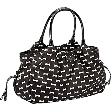 Amazon.com: Kate Spade lazo shoppe Stevie bolsa de bebé ...