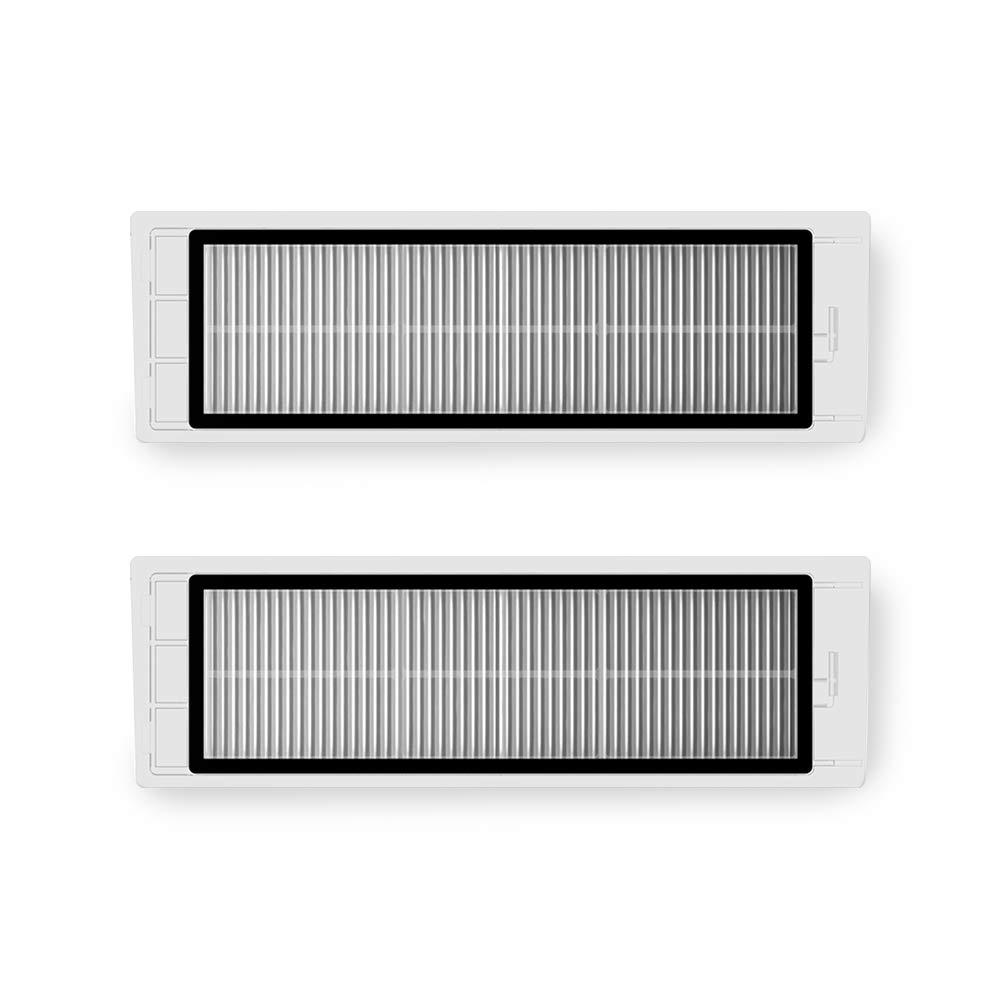 Roborock Washable Filter of Dust Bin S5, S6, E2, E3 Robot Vacuum Cleaner(2Pcs) by Roborock