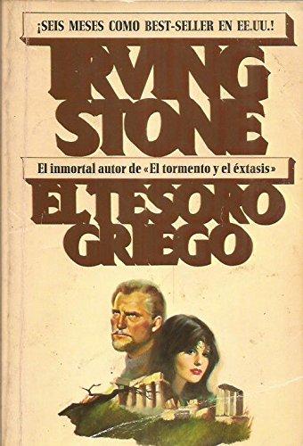 EL TESORO GRIEGO. Biografía novelada de Hery y Sophia Schliemann.: Amazon.es: Irving Stone: Libros