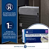 GE Universal Trash Compactor Bags - 2 Pack