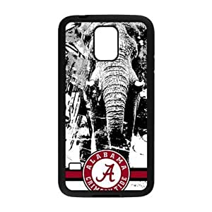 Alabama crimsontide elephant Cell Phone Case for Samsung Galaxy S5 by mcsharks