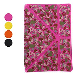 get Colorful Protective TPU Case for iPad mini (Assorted Colors) , Black