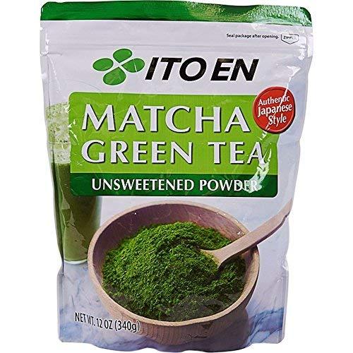 Ito En Matcha Green Tea Powder Bag (12 oz)