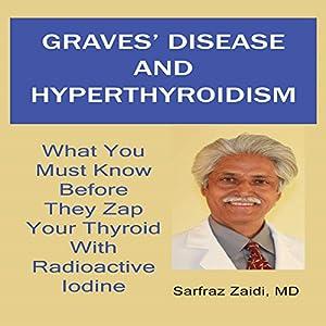 Graves' Disease and Hyperthyroidism Audiobook