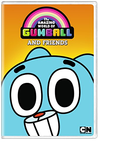 Cartoon Network: Gumball and Friends (DVD) (Cartoon Network And Friends Dvd)